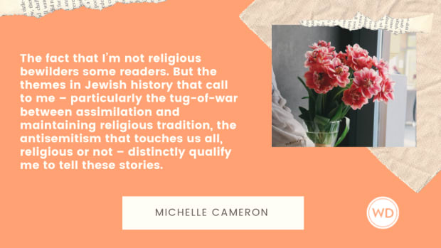 Michelle Cameron quote