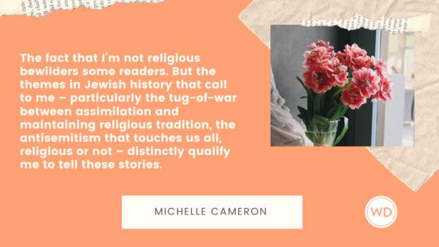 Michelle Cameron quote