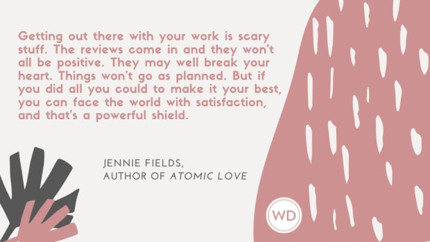 Jennie Fields quote