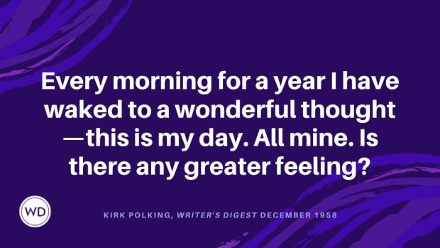 Kirk Polking Quote