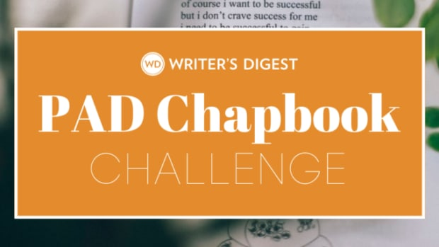 November PAD Chapbook Challenge