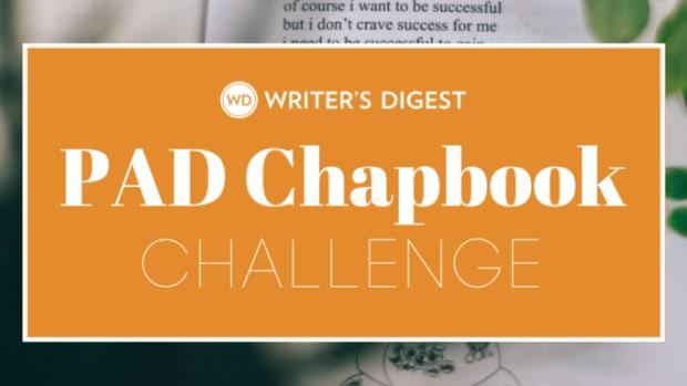 November PAD Chapbook Challenge