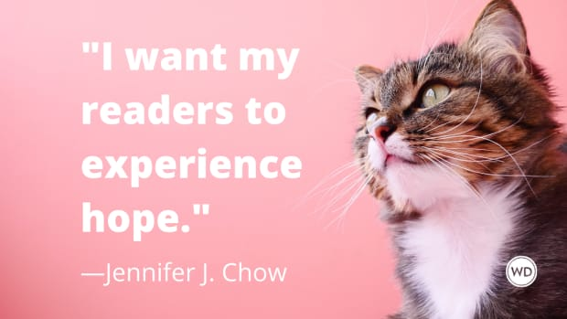 jennifer_j_chow_sparking_hope_and_optimism_with_cozy_mystery_novels_and_sassy_cats
