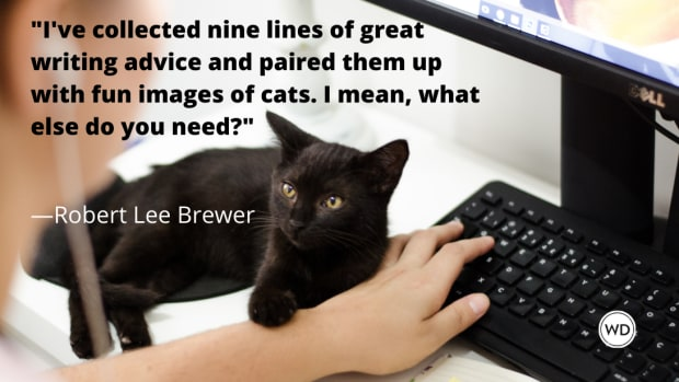 9_lines_of_writing_advice_with_cats_robert_lee_brewer