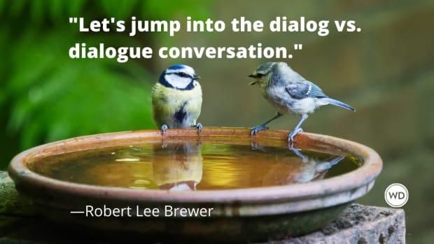 dialog_vs_dialogue_grammar_rules_robert_lee_brewer