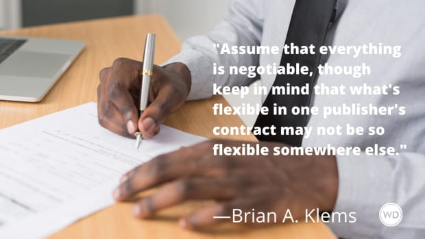 book_contract_whats_negotiable_and_whats_not_brian_a_klems