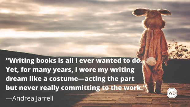 andrea_jarrell_quotes_writing_books_is_all_i_ever_wanted_to_do