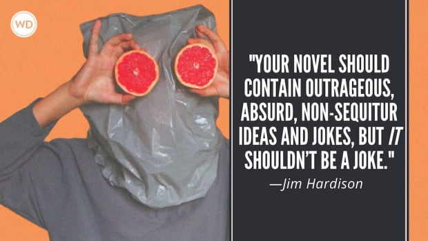 7 Serious Tips for Writing a Humor-Filled Novel