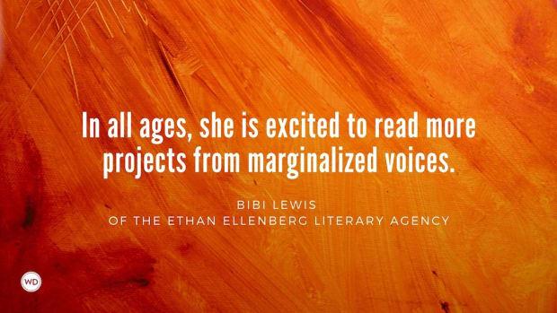 Agent Alert: Bibi Lewis of the Ethan Ellenberg Literary Agency