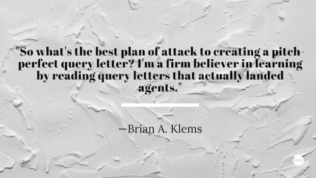 Read These Successful Query Letters