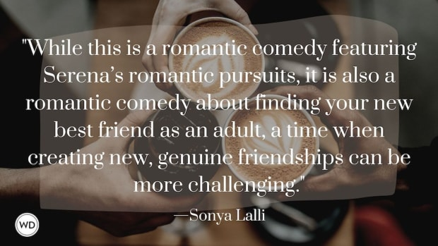 Sonya Lalli: On Writing Strong, Empowered Women