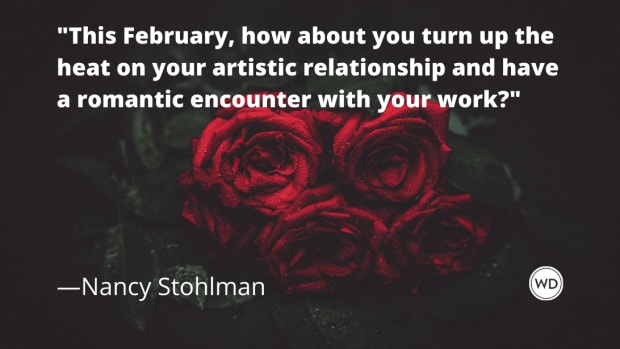 My Funny Valentine: How to Date Your Work This February, by Nancy Stohlman
