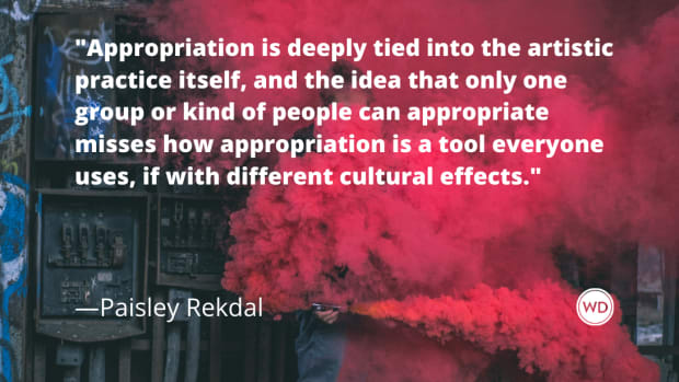 Paisley Rekdal: Writing About Appropriation and the Creative Process