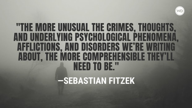 5 Features for Writing Psychological Thrillers: A Checklist for Writers