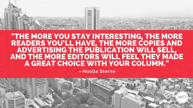 Want to Write a Column? Here are 7 Key Tips You Need to Know