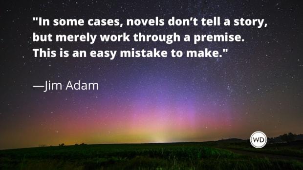 Premise vs. Story: One Big Mistake Writers Make