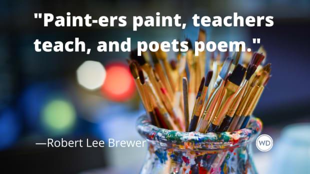 10 Essential Rules of Poetry, Robert Lee Brewer