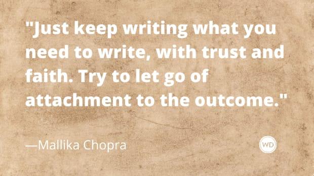 Mallika Chopra: On Writing, Meditation, Mindfulness, and More