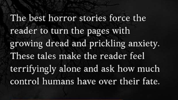 Scare Tactics: 7 Tricks for Writing Terrifying Horror Fiction & Monster Stories