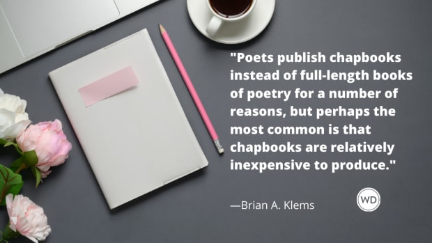 What Is a Poetry Chapbook?