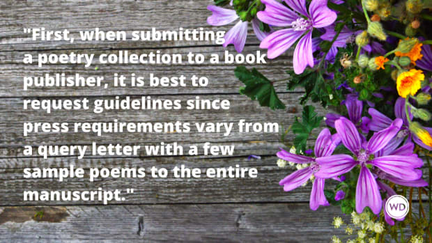 How to Prepare Poetry Manuscript Submissions