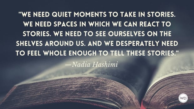 Nadia Hashimi: On Seeing Ourselves in Historical Fiction