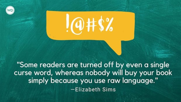 How to Use Profanity and Other Raw Talk in Your Fiction