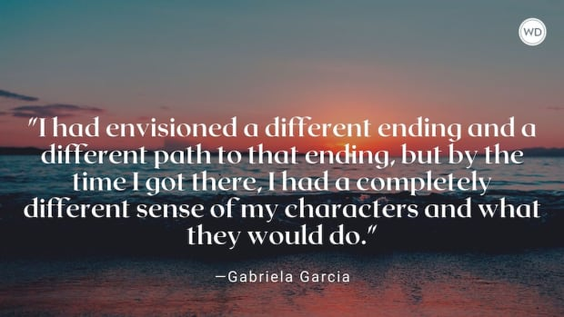 Gabriela Garcia: On Writing the Character's Arc