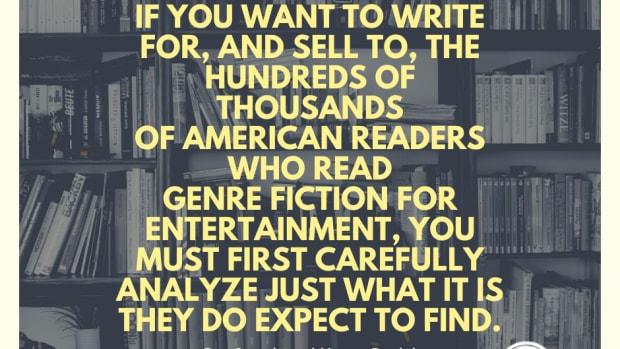 Secrets of Writing Popular Fiction