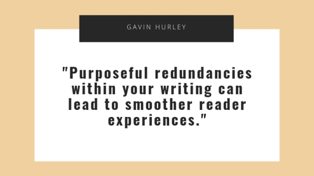 effective repetition in writing