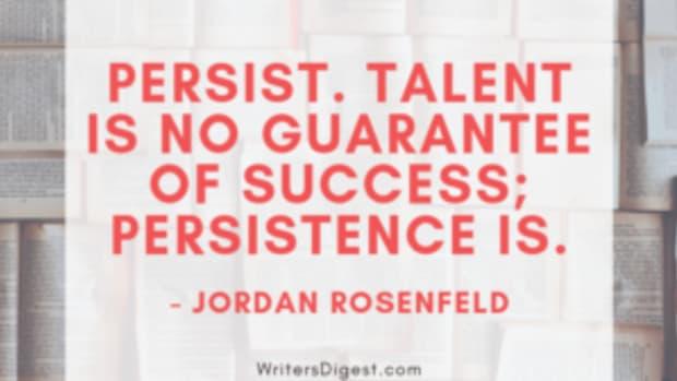Writing Tips from Jordan Rosenfeld