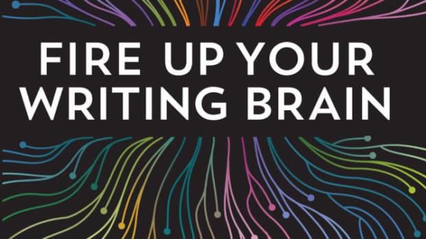 FIRE UP YOUR WRITING BRAIN by Susan Reynolds