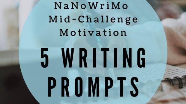NaNoWriMo Prompts