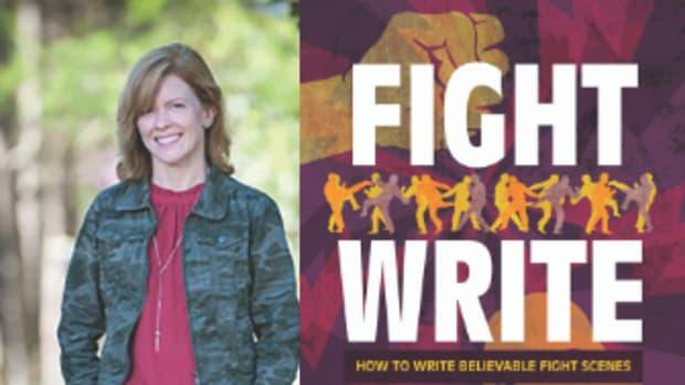 Writing Villains Fight Write Excerpt