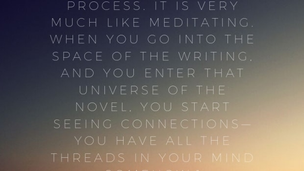 Isabel Allende writing quote