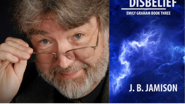 John (J.B.) Jamison is the author of the Emily Graham series