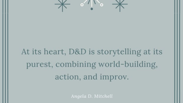 how to be a better storyteller with D&D