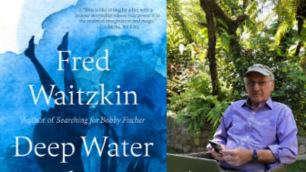 Fred Waitzkin Deep Water Blues