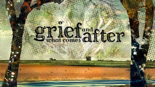 Cover for Grief and What Comes After by Ailey O'Toole