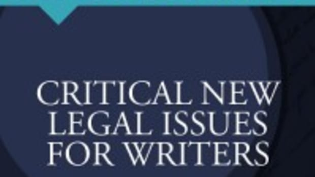 Critical New Legal Issues for Writers