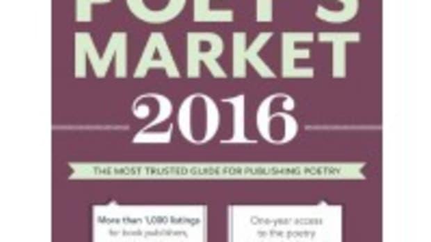 Poet's Market 2016