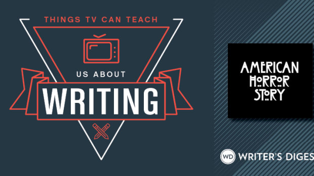 writing, television, American Horror Story