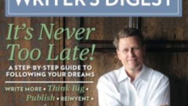 November/December 2015 Writer's Digest
