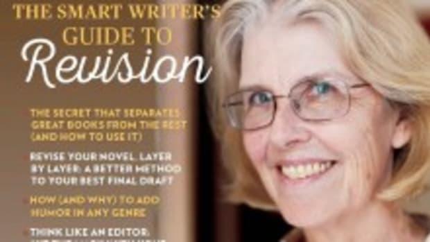 September 2015 Writer's Digest