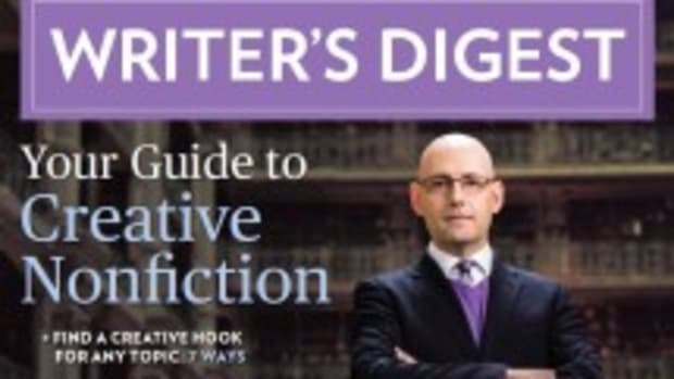 March/April 2015 Issue of Writer's Digest