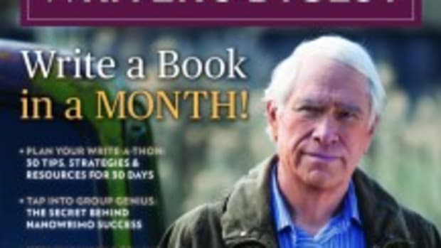 November/December 2014 Writer's Digest