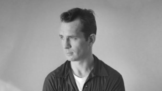 The author in 1956. Credit: Tom Palumbo