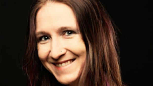 Writer Cherie Haas