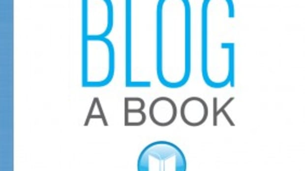 how to blog a book | blog to book
