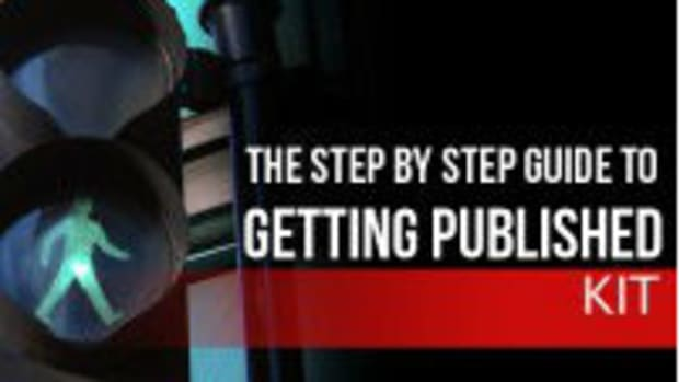 getting published | step-by-step guide to publishing